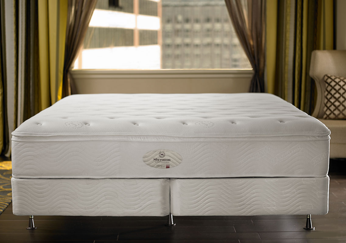 Mattress & Box Spring | Shop The Sheraton Bed, Bedding ...